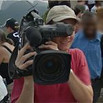 Camera man - Cristo Redentor (StreetView)