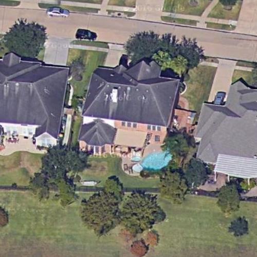 j j watt s house in pearland tx google maps rh virtualglobetrotting com J.J. Watt Current Girlfriend J J Watts Tattoo