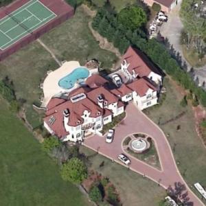 Julio Jones' House (Google Maps)