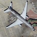 Boeing 777 in Skyteam special scheme (Google Maps)