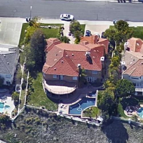 Celebrity Real Estate with Aerial Views