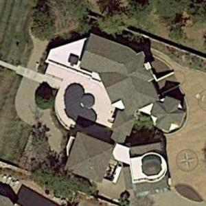 Robin Quivers' House (Google Maps)