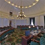 Vermont State Senate Chamber Room (StreetView)