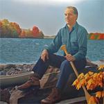 Howard Dean portrait (StreetView)