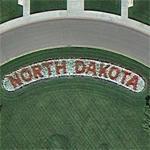 'North Dakota' (Google Maps)