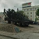 Monument to the Fallen and Murdered in the East (StreetView)