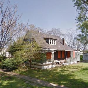 Miles Davis Childhood Home (StreetView)