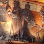 The Black Friar Pub (Interior) (StreetView)