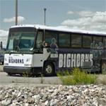 Helena Bighorns team bus