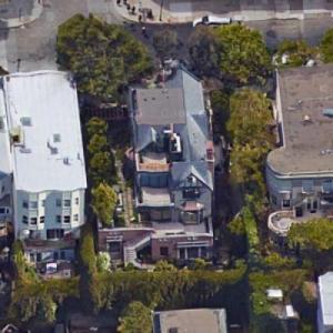 Mark Zuckerberg's House (Google Maps)