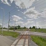 Ottawa train-bus crash site (September 18, 2013)