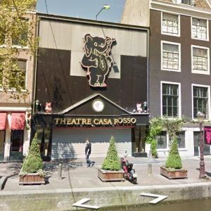 Theatre Casa Rosso, Amsterdam (StreetView)