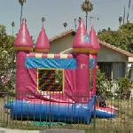 Bouncy Castle (StreetView)