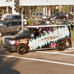4aPartyBus.com van (StreetView)