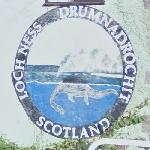 Loch Ness Monster (StreetView)