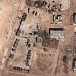 M109s/base near Shiraz