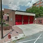 Philly Firehouse Catches Fire After Ambulance Ignites (StreetView)