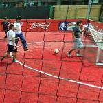Five-a-side football (StreetView)