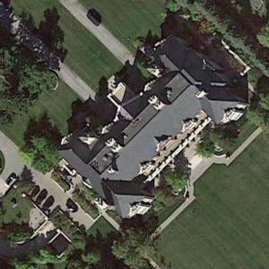 Hugo Powell's House (Google Maps)