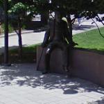 Sigmund Freud statue (StreetView)