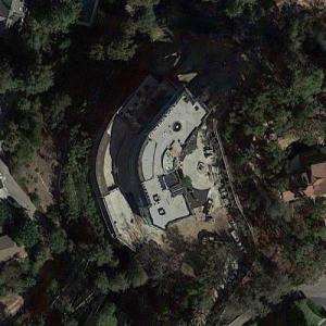 Mohamed Hadid's house (Google Maps)