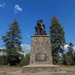 Pioneer Monument / Donner Party Memorial (StreetView)