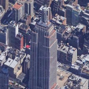 Empire State Building (Google Maps)