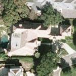 Tiger Woods' House (former) (Google Maps)