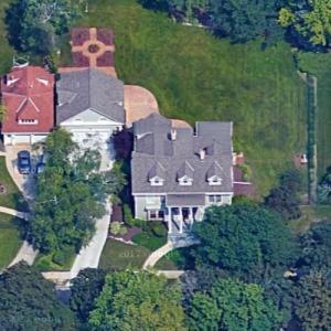 H. Fisk Johnson's House (Google Maps)