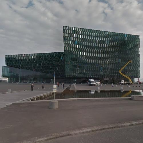 Harpa (concert hall) (StreetView)