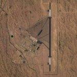 Gila Bend Air Force Auxiliary Field (Google Maps)