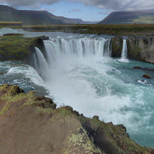 Goðafoss (StreetView)
