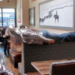 Planking (StreetView)