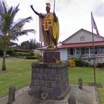 King Kamehameha I Statue no. 1 (StreetView)