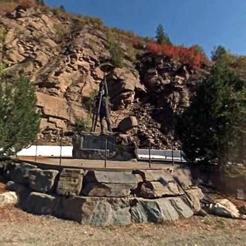 Sunshine Mine Disaster Memorial (StreetView)