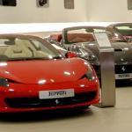 Ferrari Dealership (Interior)