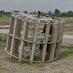 Disused water wheel (StreetView)