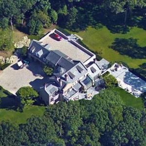 Tom Brady & Gisele Bundchen's House (Google Maps)