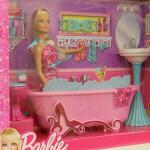Barbie in her bathroom (StreetView)