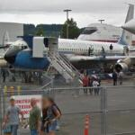 Air Force One (SAM 970) (StreetView)