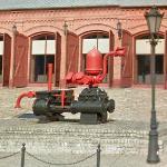 Mather & Platt steam engine (StreetView)
