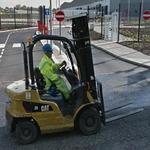 Forklift driver (StreetView)