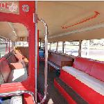Big Red Bus (StreetView)