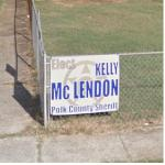Kelly McLendon For Sheriff