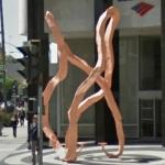 'The Unconscious' by Franz West (StreetView)