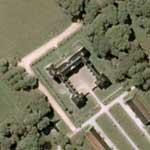 Jussy-Champagne castle (Google Maps)
