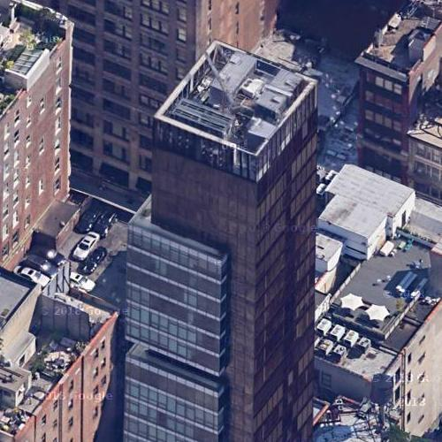 Tom Brady & Gisele Bundchen's Apartment (Google Maps)