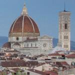 Florence Cathedral & Giotto's Campanile (StreetView)