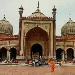 Jama Masjid of Delhi (StreetView)