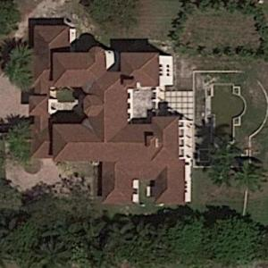 Jorge Ramos' House (Google Maps)